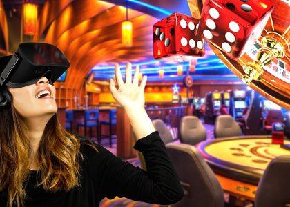 VR casino