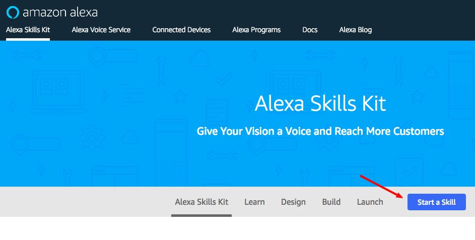 Alexa Skills Kit - Build for Voice with Amazon- 2