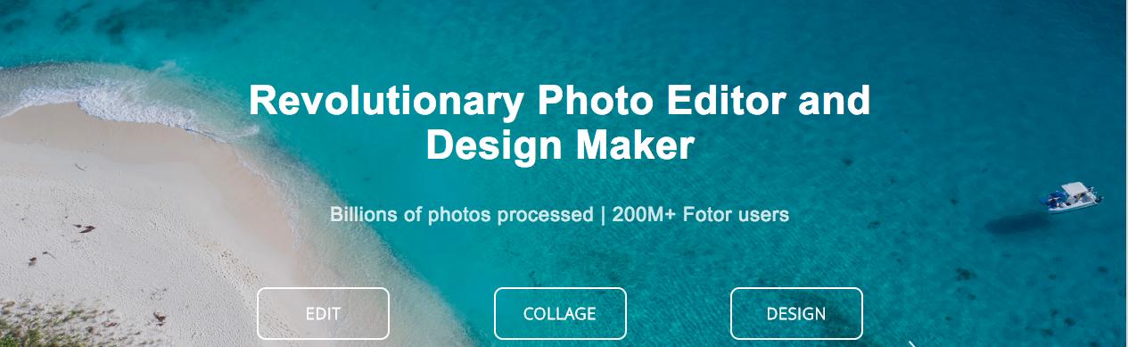 Fotor-image-editing-tool