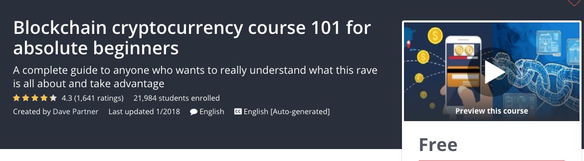 Udemy-blockchain-course