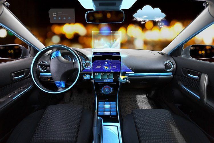 Smart cars-dashboard