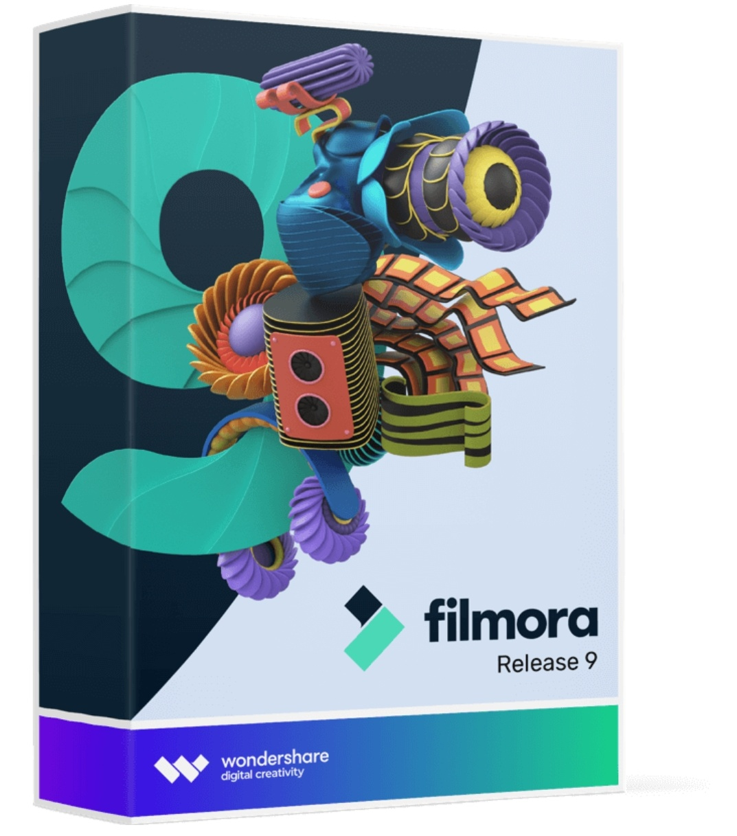 Filmora9 best video editor vlogger