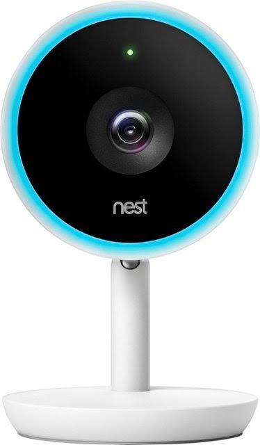 Nest Cam IQ Amazon Echo