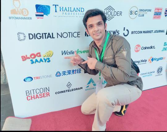 CoinAdvice Blockchain Conference BlogSaays