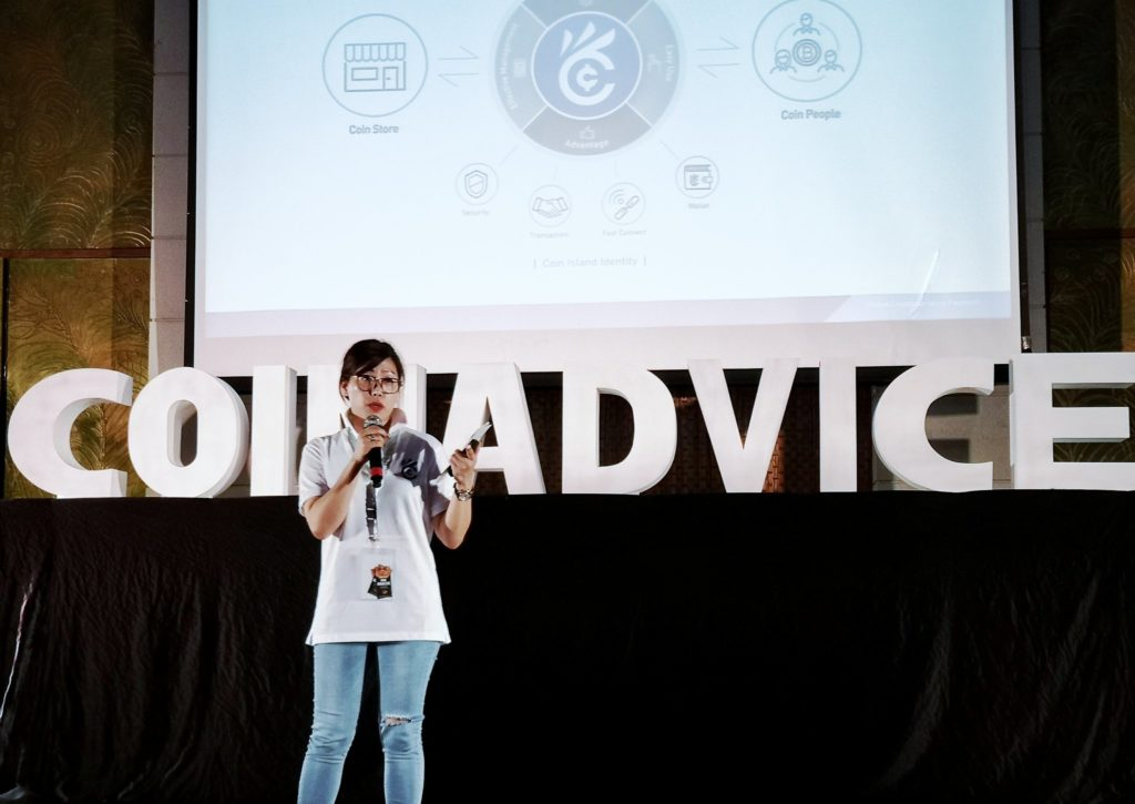 CoinAdvice Blockchain Conference Speaker
