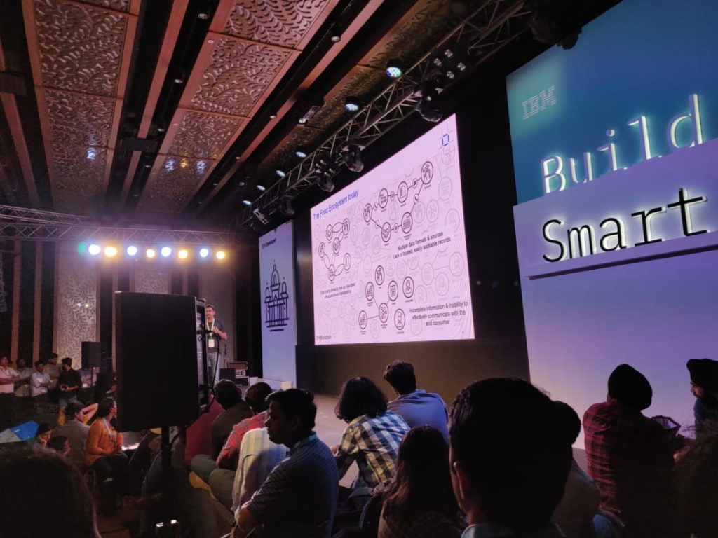 IBM Developer Day 2019 AI Session
