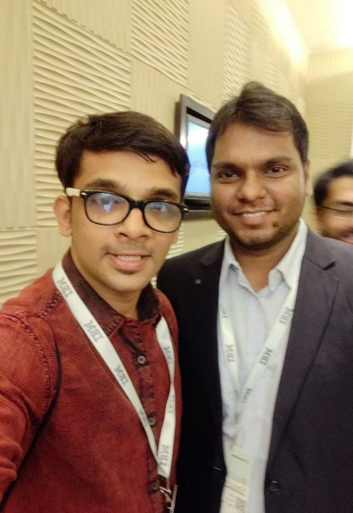 IBM Developer Day 2019 Saurabh Mukhekar Blogger