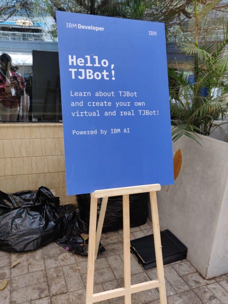 IBM Developer Day 2019 TJBot