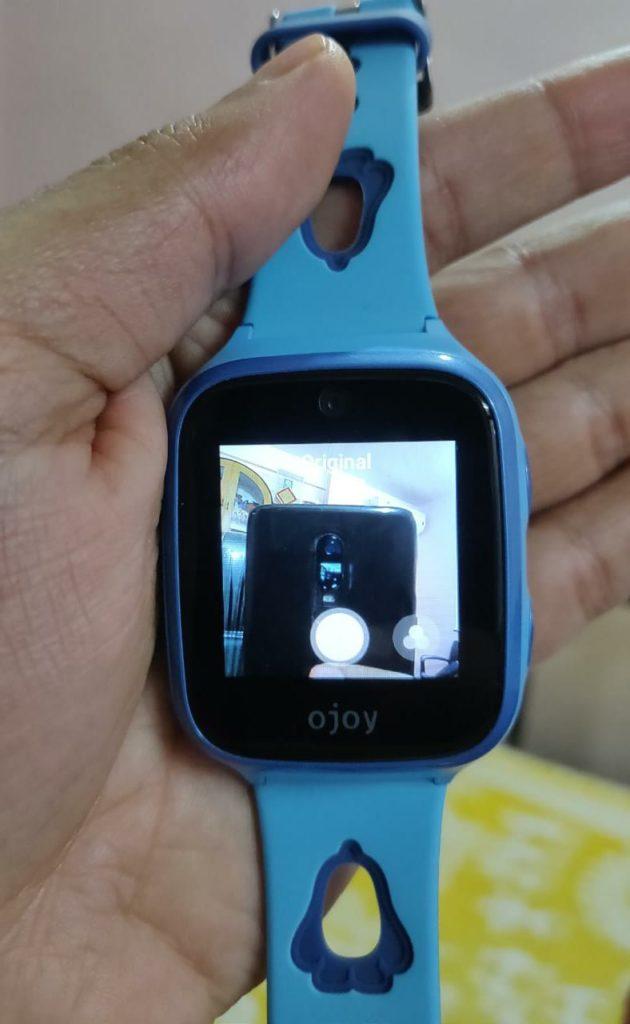 Ojoy A1 4G LTE GPS Smartwatch Camera