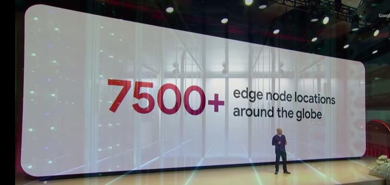 Stadia Data center node