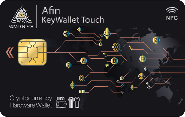afin key wallet