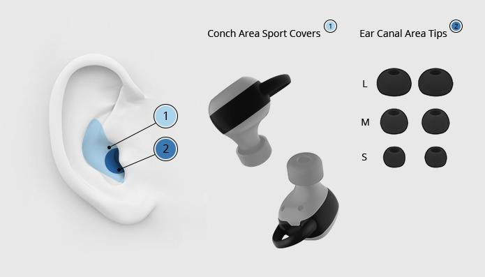 xFyro Aria-ears
