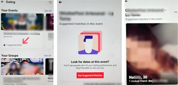 Facebook Dating Preferences