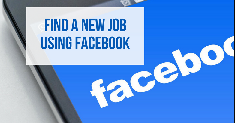 Find Job Using Facebook