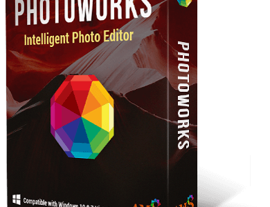 Edit Photos on PC in PhotoWorks