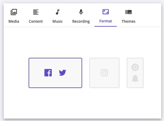 Lisa.AI Social Media Format