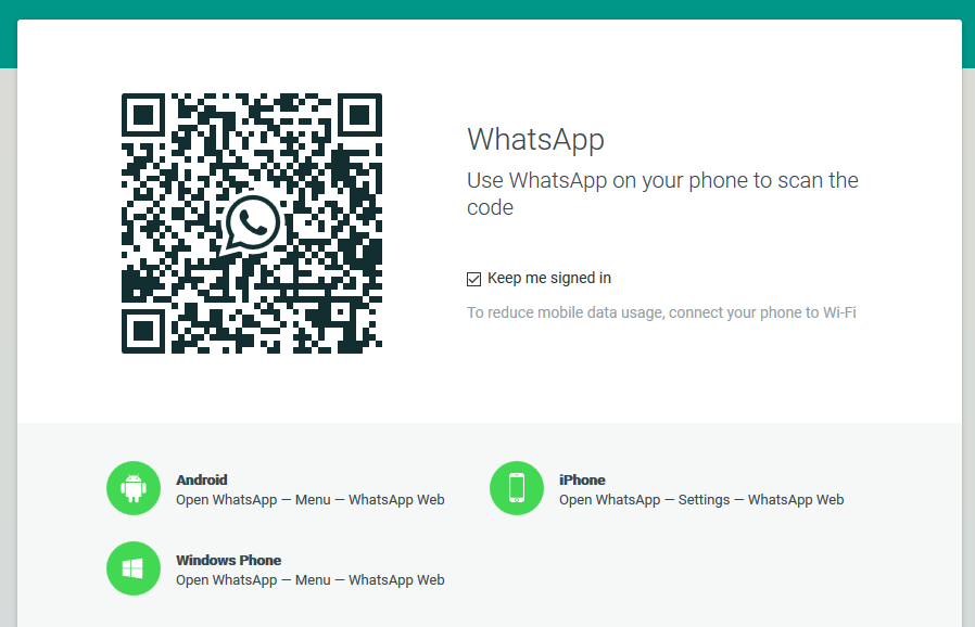 Whatsapp-web-scan