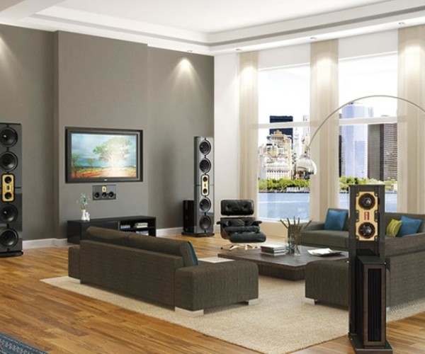 Sound-system-home-automation