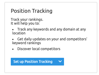 SEMRush-Position-tracking