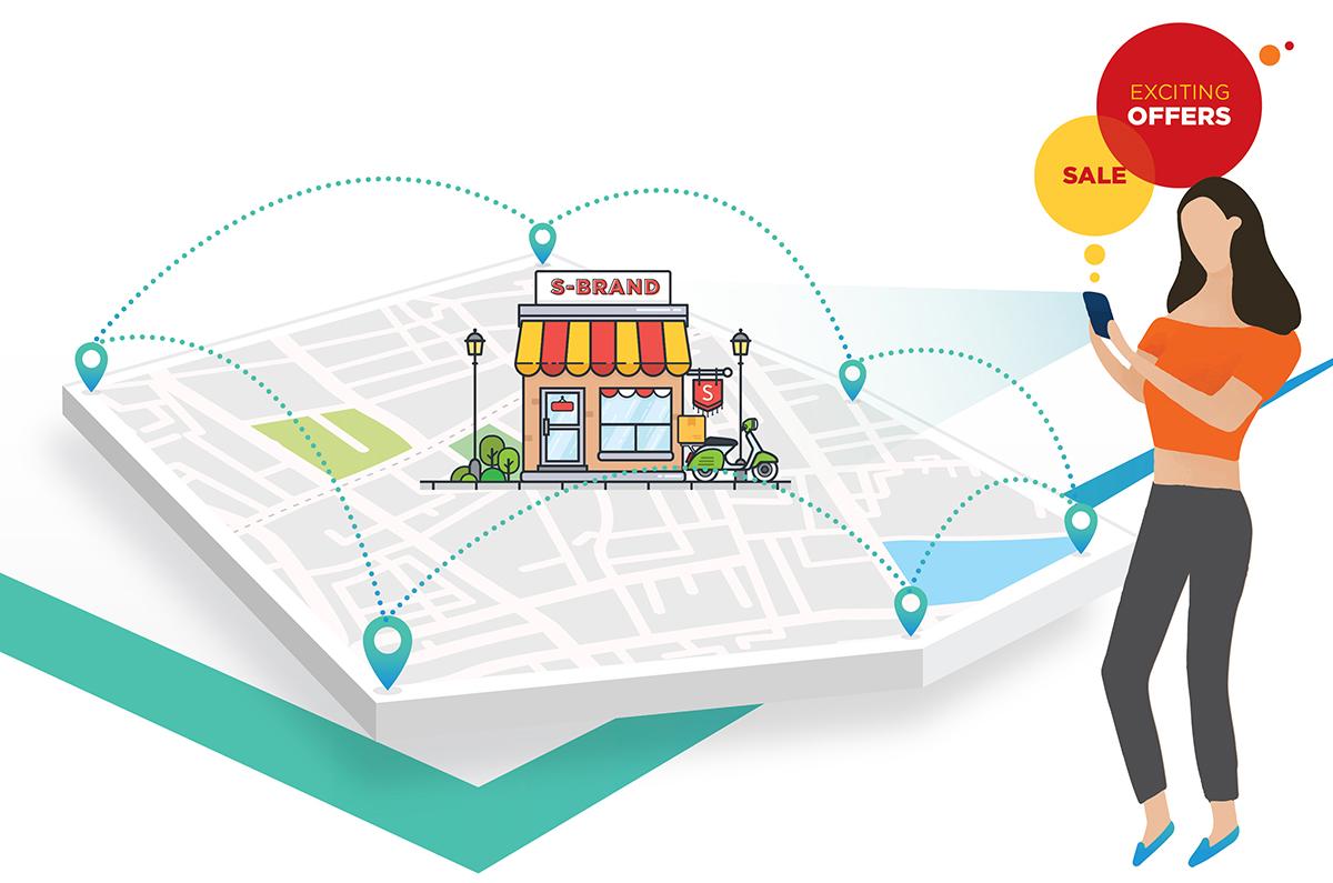 geoFencing Infographics