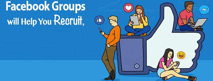 Facebook Group Recruitment
