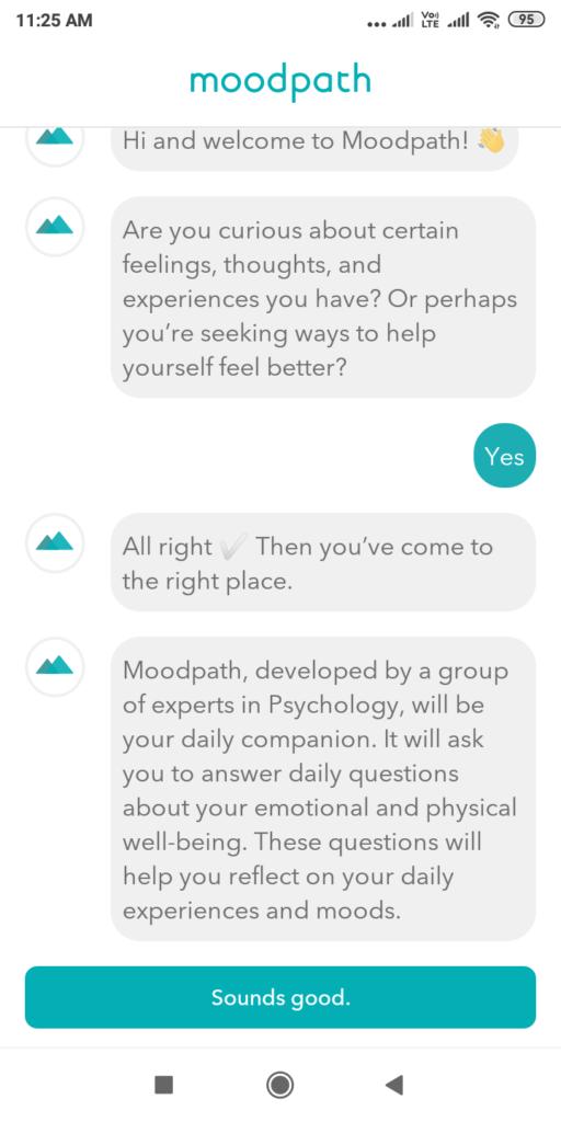 Moodpath App