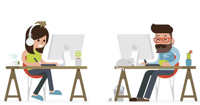 Online-hiring-strategies