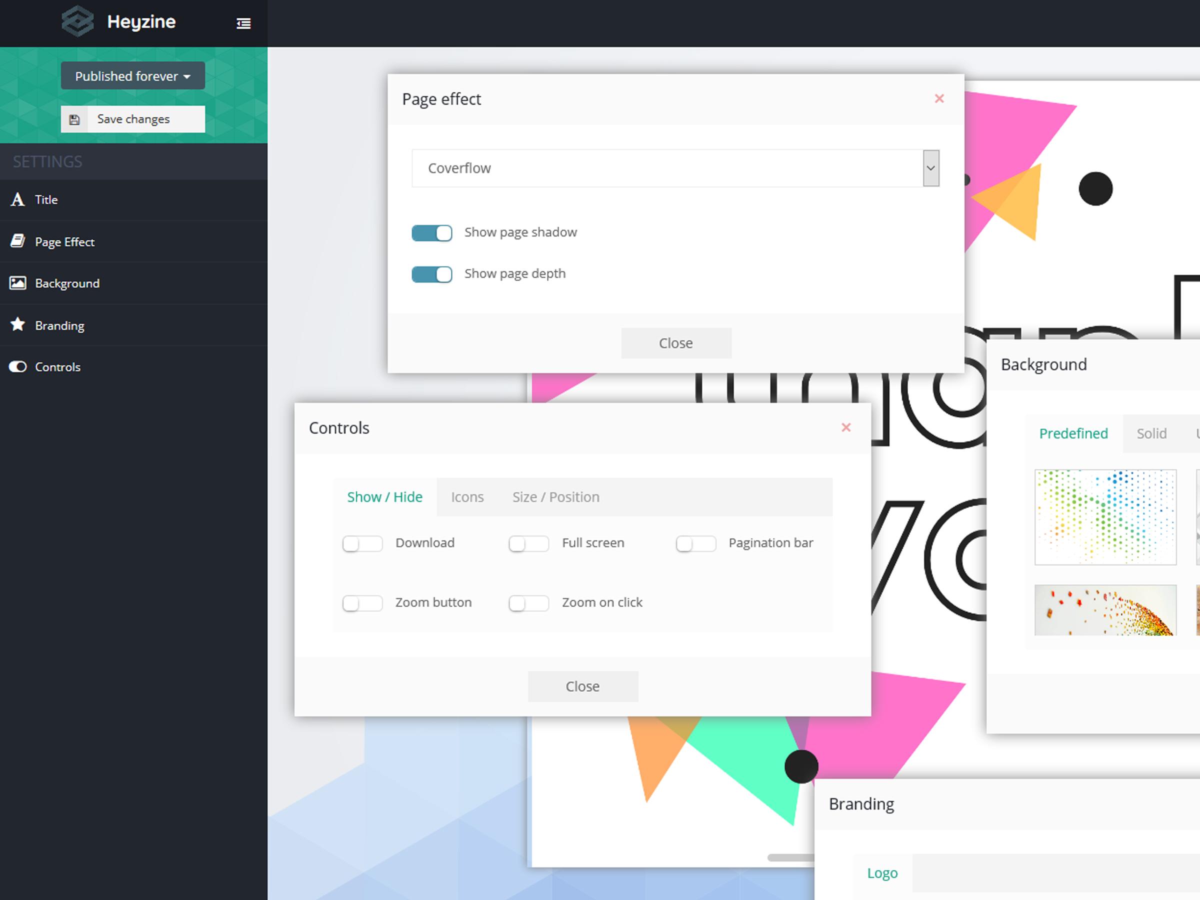 heyzine pdf to flipbook converter
