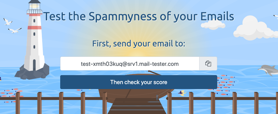 Email-tester-dashboard