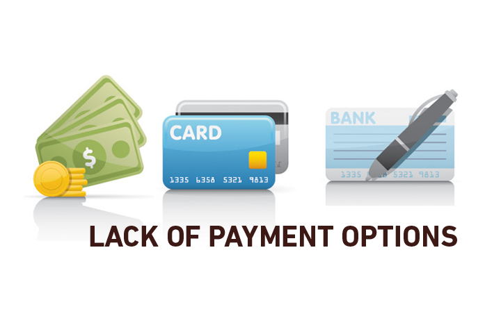 Lack-Of-Payment-Options