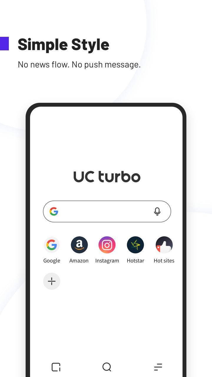 Latest UC Turbo Download apk online