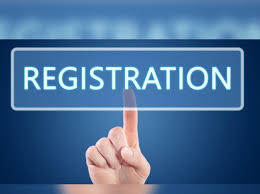 registration required