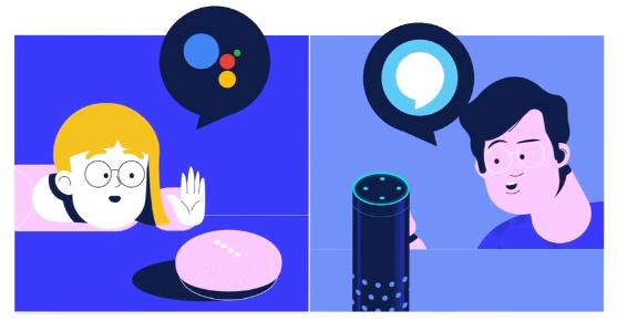 voice commerce amazon echo google home