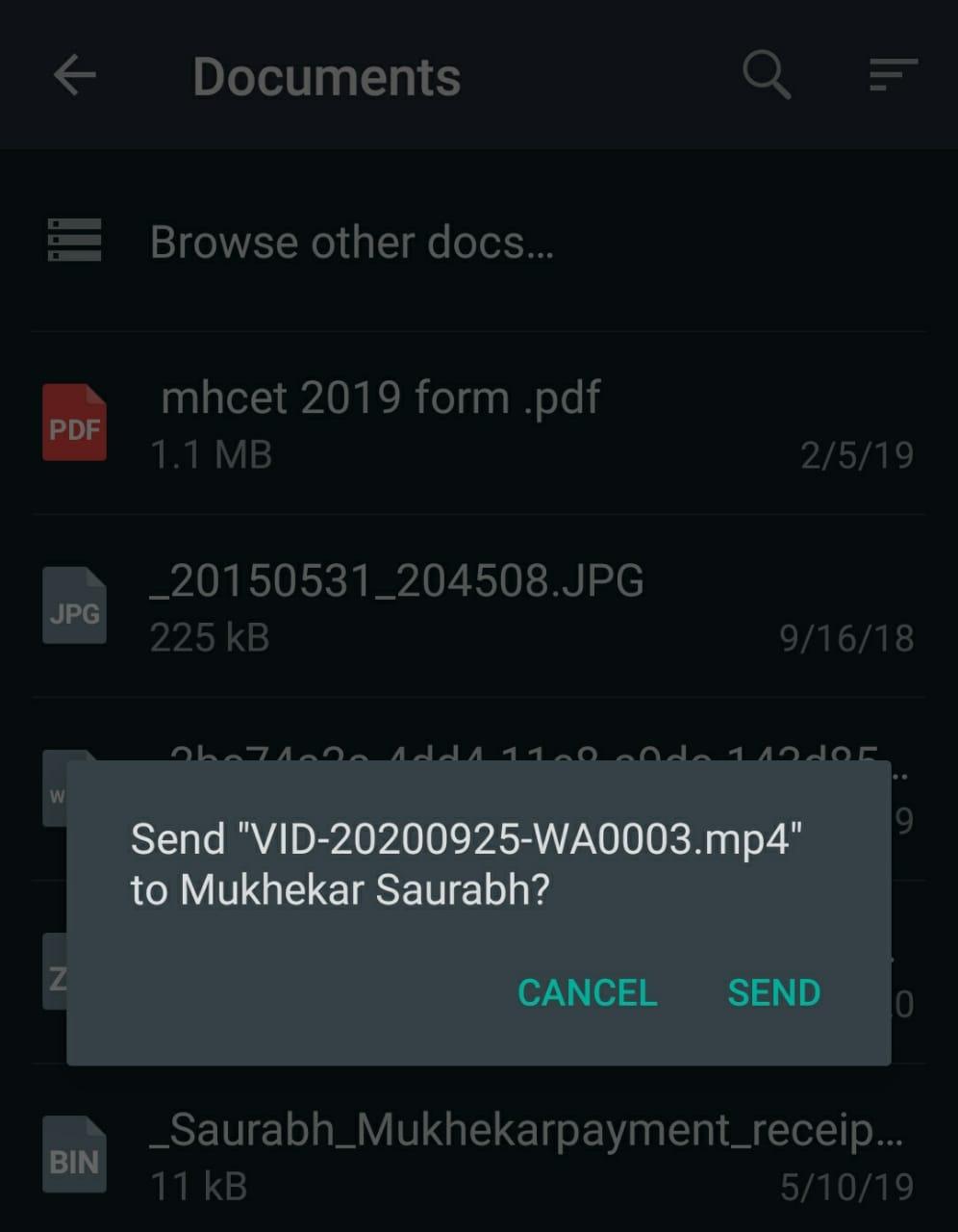 Sending Large Video Whataspp-2