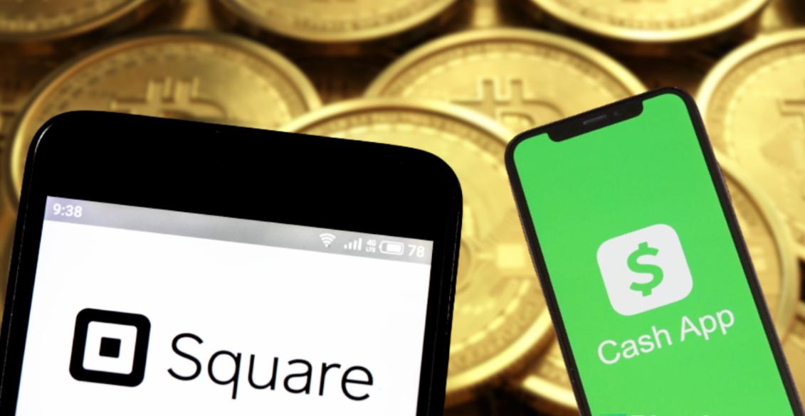 SQUARE SQ APP Bitcoin