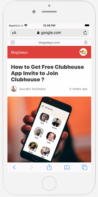 Clubhouse app for android download
