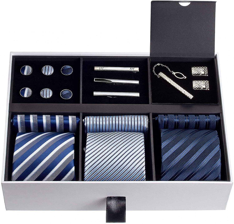 Necktie Set-gift-dad
