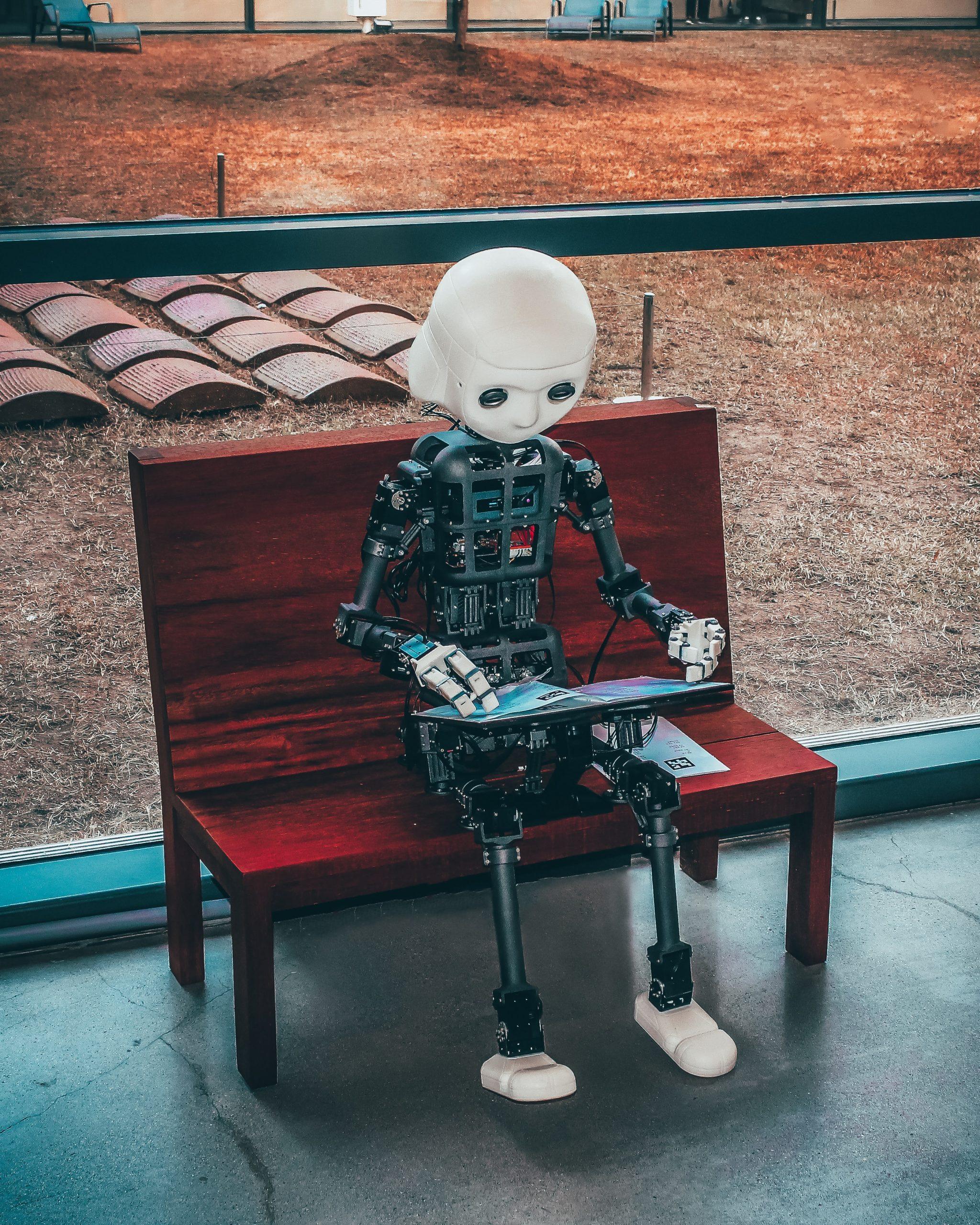 Robots-takes-decision
